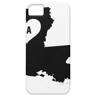 De Liefde van Louisiane Barely There iPhone 5 Hoesje