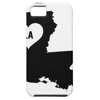 De Liefde van Louisiane Tough iPhone 5 Hoesje