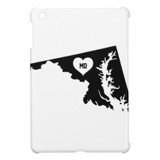 De Liefde van Maryland Hoesje Voor iPad Mini