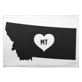 De Liefde van Montana Placemat