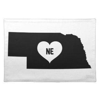 De Liefde van Nebraska Placemat