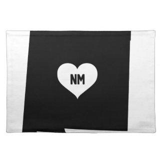 De Liefde van New Mexico Placemat