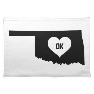 De Liefde van Oklahoma Placemat