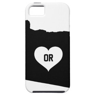 De Liefde van Oregon Tough iPhone 5 Hoesje