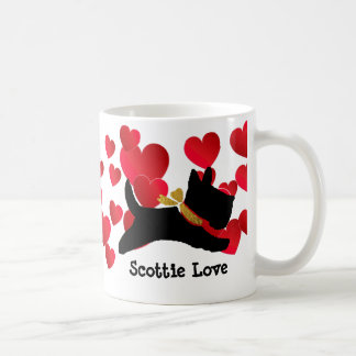 De Liefde van Scottie Koffiemok