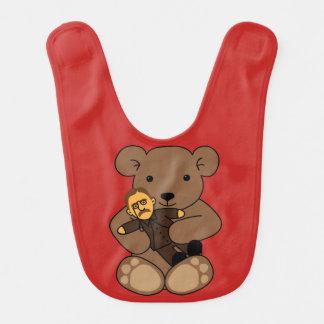 De Liefde van Teddy Baby Slabbetje