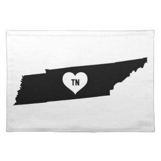 De Liefde van Tennessee Placemat
