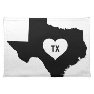 De Liefde van Texas Placemat