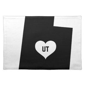 De Liefde van Utah Placemat