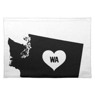 De Liefde van Washington Placemat