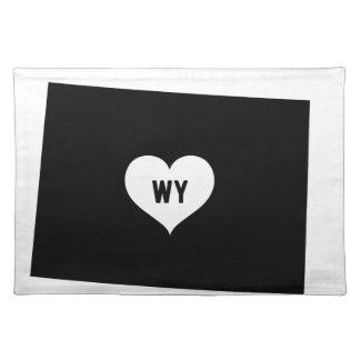 De Liefde van Wyoming Placemat
