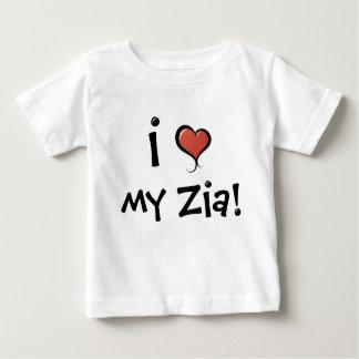 De Liefde van Zia Baby T Shirts
