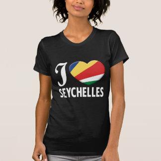De Liefde W van Seychellen T Shirt