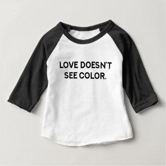 De liefde ziet de geen T-shirt van de Peuter van