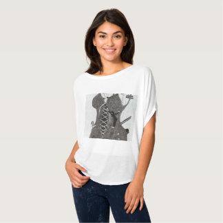 de lijfjesdames t shirt
