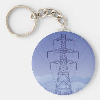 De Lijn Keychain van de Macht van de toren Sleutelhanger