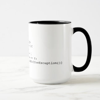 De Lijn van de koffie Mok