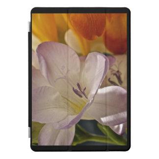 De lila, Oranje en Zwarte Dekking van Apple iPad Pro Hoesje
