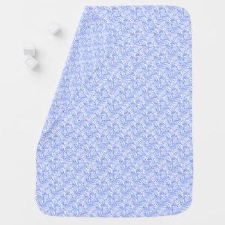 De lila Paarse deken van het Baby Inbakerdoeken