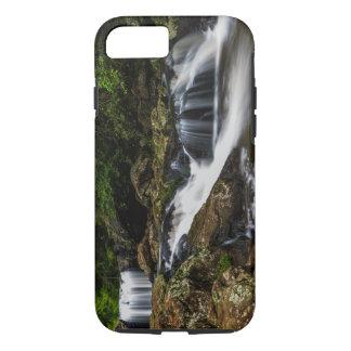 De Lip van watervallen valt Gouden Kust Australië iPhone 8/7 Hoesje
