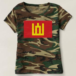 De Litouwse Vlag van het Leger - Vlag van het T Shirts