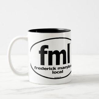 De Lokale Mok van FML Frederick Maryland