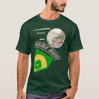 De Looppas van het huis! Honkbal T Shirt