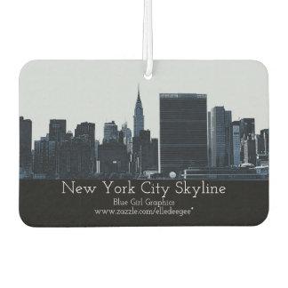 De Lucht Freshner van de Horizon NYC Auto Luchtverfrissers