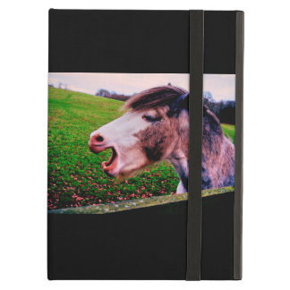 De luchtdekking van het paard ipad door Jane iPad Air Hoesje