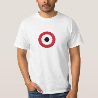 De Luchtmacht Roundel van Egypte Tshirts