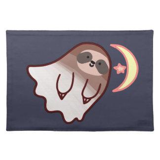 De Luiaard van het spook Placemat