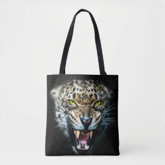 De luipaard draagtas