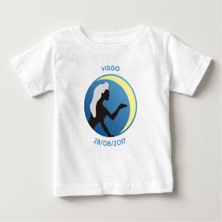 De Maagd van de T-shirt van het Baby van het Teken