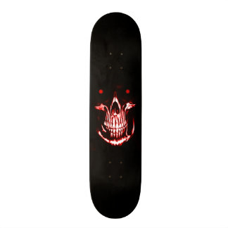 De Maaimachine van de Demon van de Schedel van Skate Decks