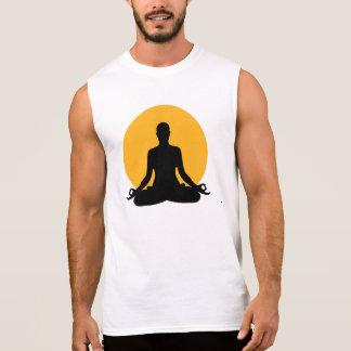 De maan van de meditatie t shirt