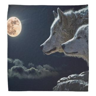 De Maan van de wolf Bandana