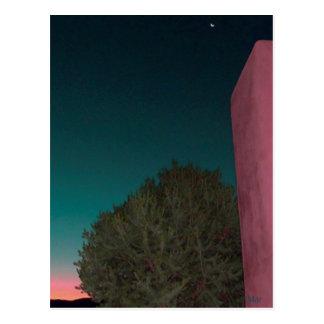 De Maan van New Mexico Briefkaart