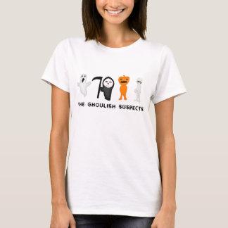 De macabere Verdachten - T-shirt