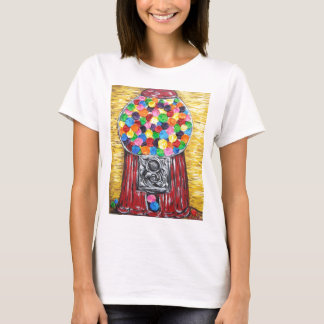 De Machine van Bubblegum T Shirt