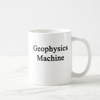 De Machine van de geofysica Koffiemok