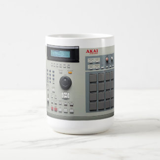 De Machine van de Trommel van Akai MPC 2000 Koffiemok