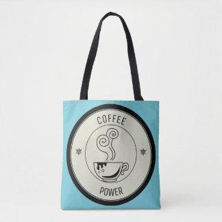 De Macht van de koffie Draagtas