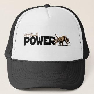 De Macht van de Stier van de kuil! Trucker Pet