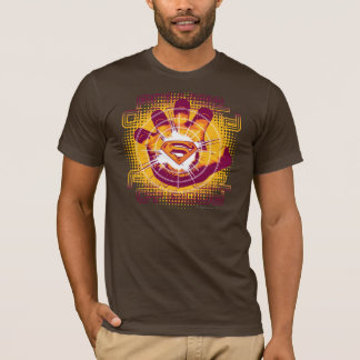 De Macht van de superman van Goed T Shirt