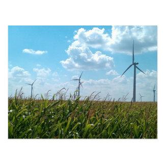 De Macht van de wind Briefkaart