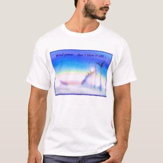 De Macht van de wind ook T Shirt