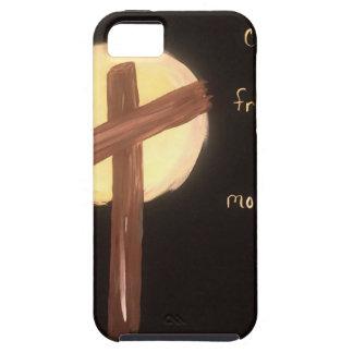 De macht van het Kruis Tough iPhone 5 Hoesje
