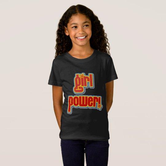 De Macht van het meisje T Shirt