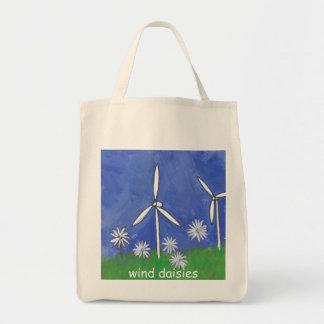 De Madeliefjes van de wind Boodschappen Draagtas