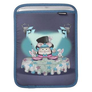 DE MAGISCHE CARTOON IPAD VAN HET HUISDIER BESCHERMHOES VOOR iPad